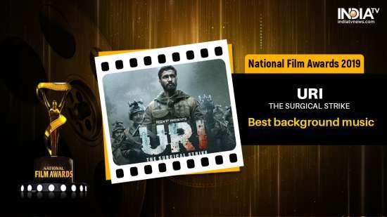 India Tv - National Film Awards: The Award for Best Backgroun