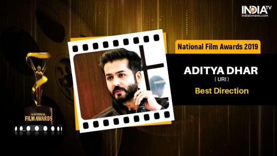 India Tv - National Film Award 2019: Aditya Dhar wins Best Di