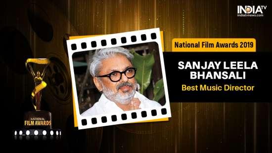 India Tv - Sanjay Leela Bhansali wins Best Music Director Awa