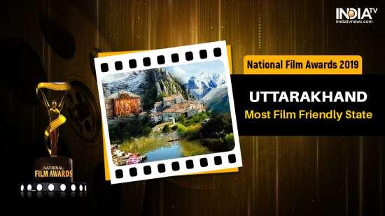 India Tv - National Film Awards: Uttarakhand wins award for M