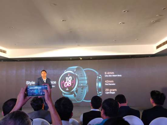 India Tv - Huawei Watch GT 2 launch
