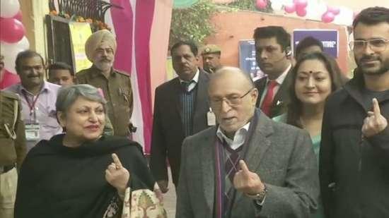 India Tv - Lt Governor Anil Baijal, Delhi elections 2020