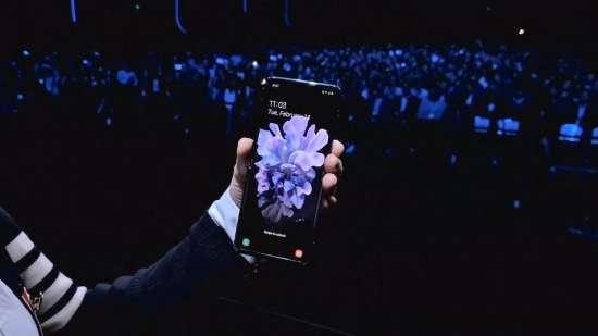 India Tv - Samsung Galaxy Flip