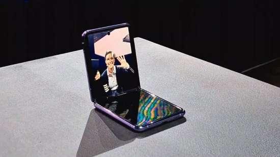 India Tv - Samsung Galaxy Z Flip