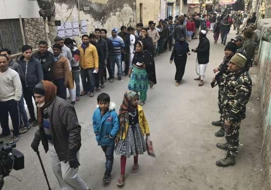 India Tv - Shaheen Bagh, Delhi assembly election 2020