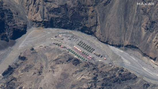 India Tv - China, satellite images, Galwan Valley, LAC