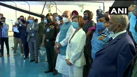 India Tv - Rafale