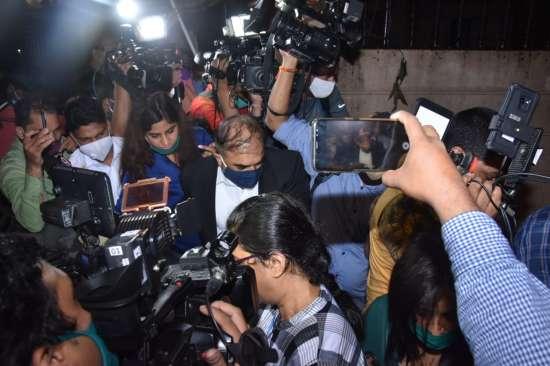 India Tv - Advocate Nitin Satpute