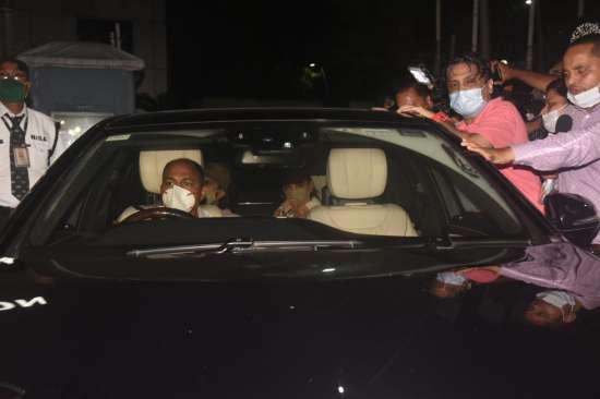 India Tv - Deepika Padukone arrives in Mumbai accompanied by