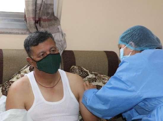 India Tv - coronavirus vaccine