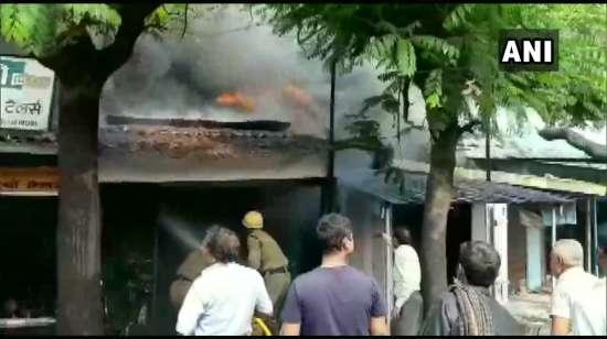 India Tv - bengal fire