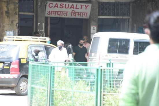 India Tv - Pornography case: Raj Kundra snapped after court h