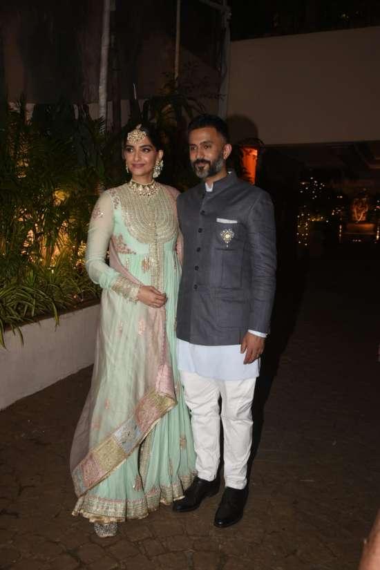 India Tv - Sonam Kapoor-Anand Ahuja