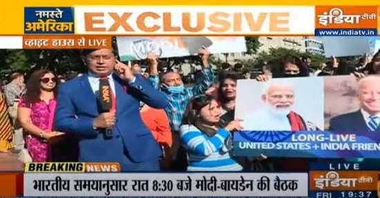 India Tv - Modi-Biden meeting, Modi in US, Modi US visit