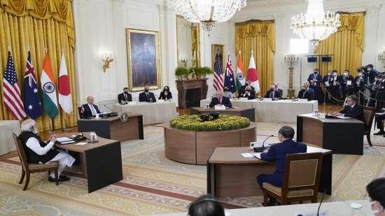 India Tv - Quad meeting, PM Modi, Joe Biden,  Modi in US