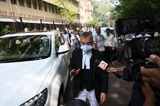 India Tv - Aryan Khan's lawyer Satish Maneshinde
