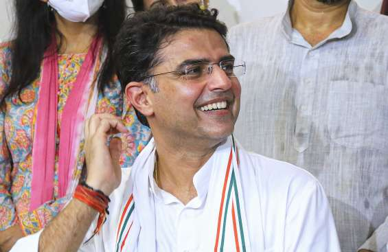 'strongest worrior sent to border': Sachin Pilot on change in assembly seat