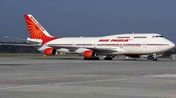 Photo of बीच रास्ते से लौटी एयर इंडिया की दिल्ली-मॉस्को फ्लाइट, पायलट निकला कोरोना संक्रमित