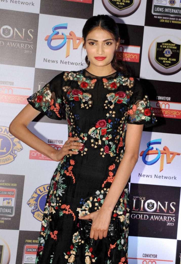 India Tv - Athiya Shetty