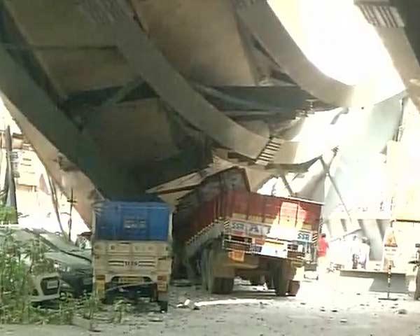 India Tv - bridge collapse