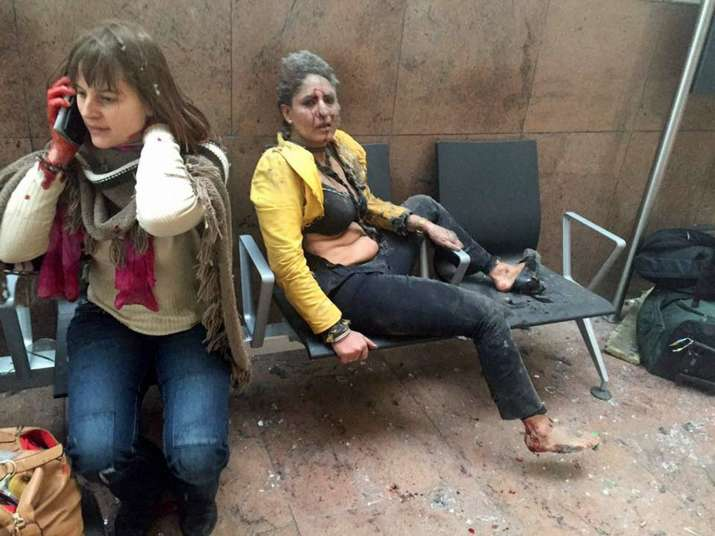 India Tv - Brussels attack