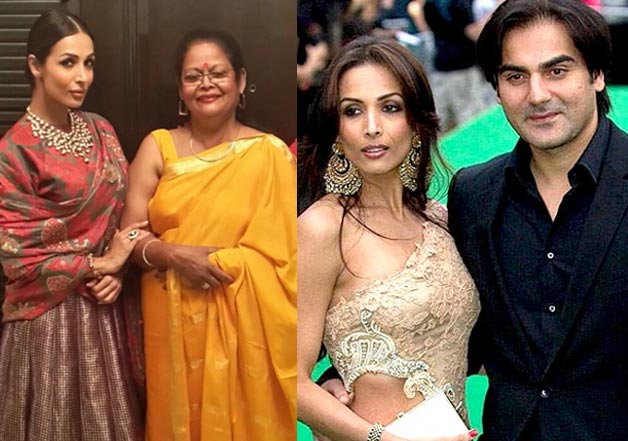 Malaika's mother REACTS over her daughter's divorce with Arbaaz