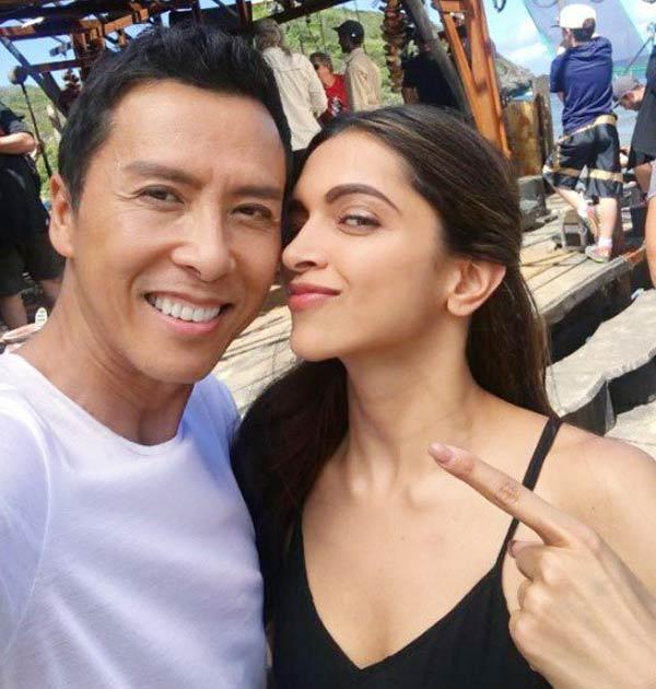 India Tv - Deepika along with co-star