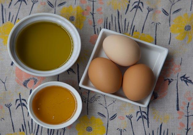 India Tv - egg mask