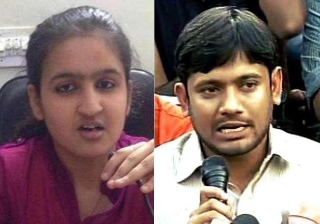 Jhanvi and Kanhaiya