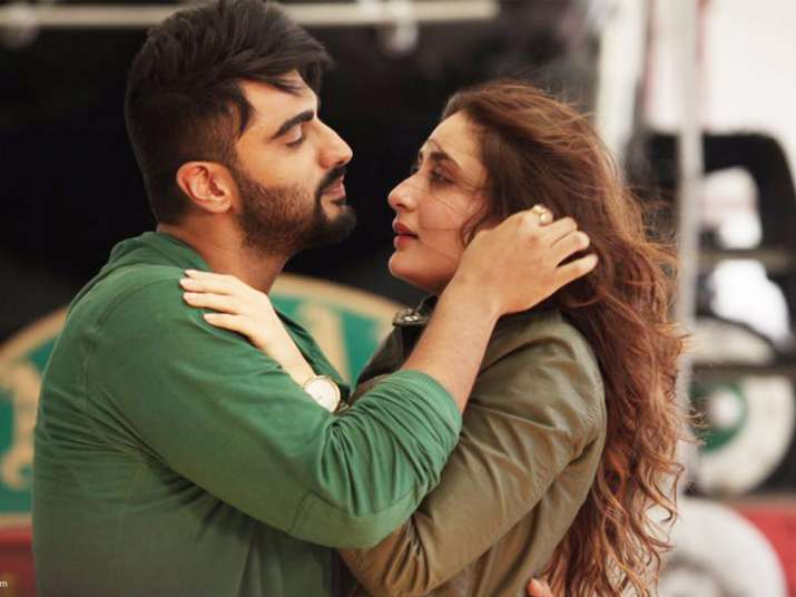 Revealed Why Kareena Was Happy Kissing Sexy Arjun