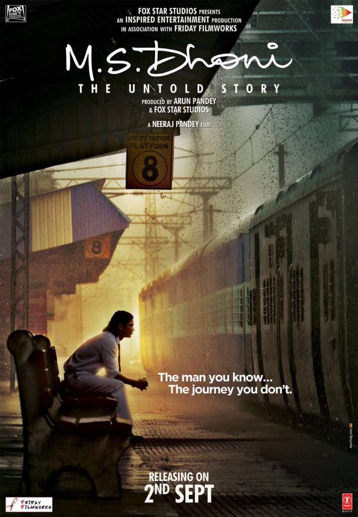 India Tv - m.s. dhoni- the untold story first look