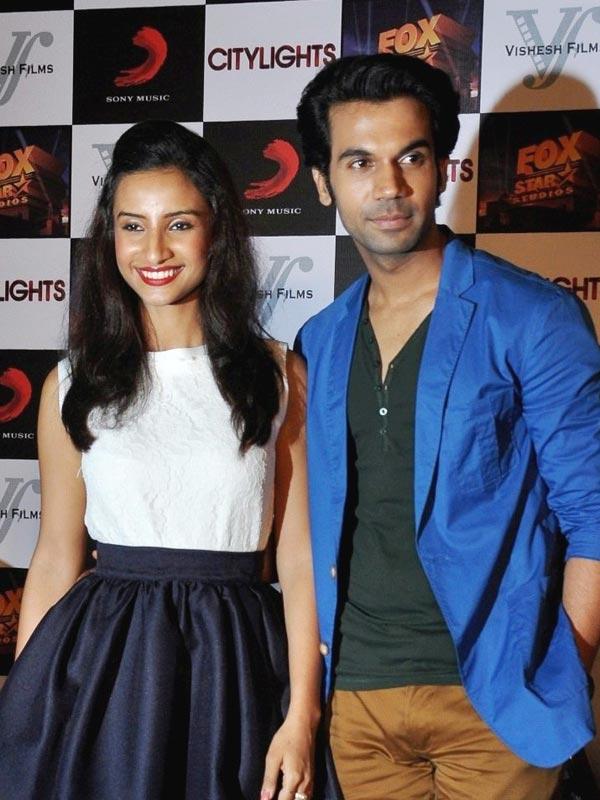 India Tv - Patralekha and Rajkummar Rao