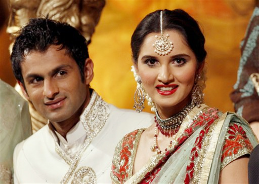India Tv - sania mirza shoaib malik 2