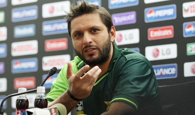 India Tv - Shahid Afridi