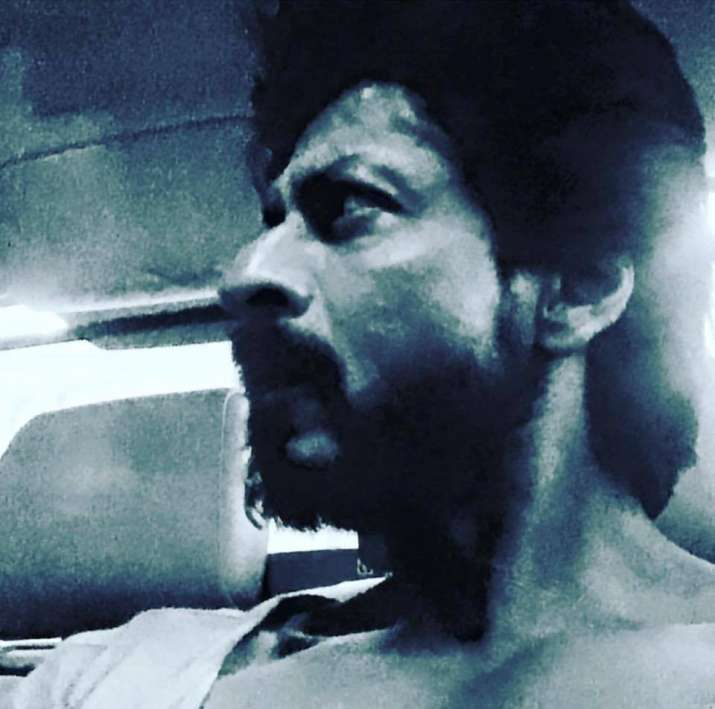India Tv - Shah Rukh Khan in 'Raees'