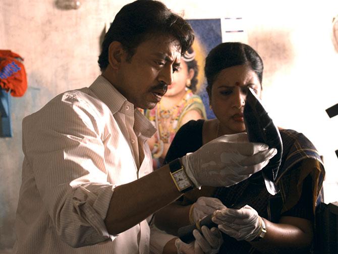 India Tv - A still from the movie 'Talvar'