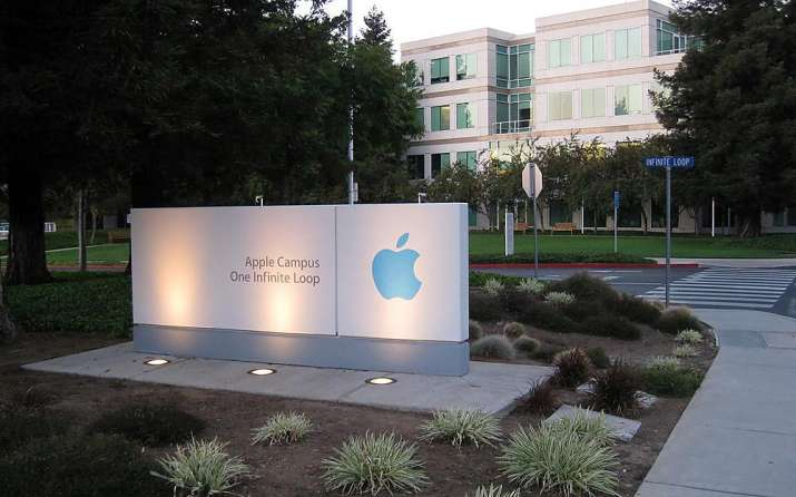 Death at Apple headquarters was suicide: company authorities