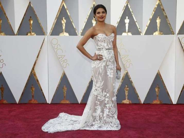 India Tv - Priyanka Chopra at Oscars
