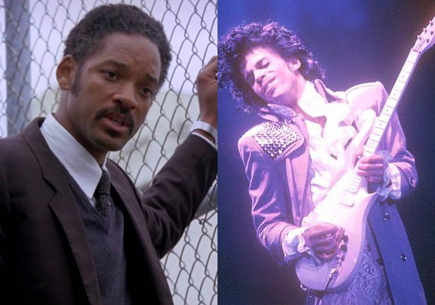Will Smith mourns death of Prince