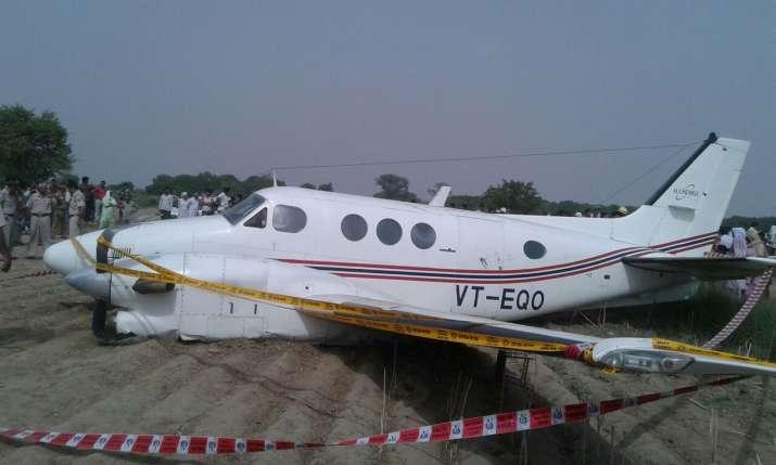 India Tv - Air Ambulance Crash
