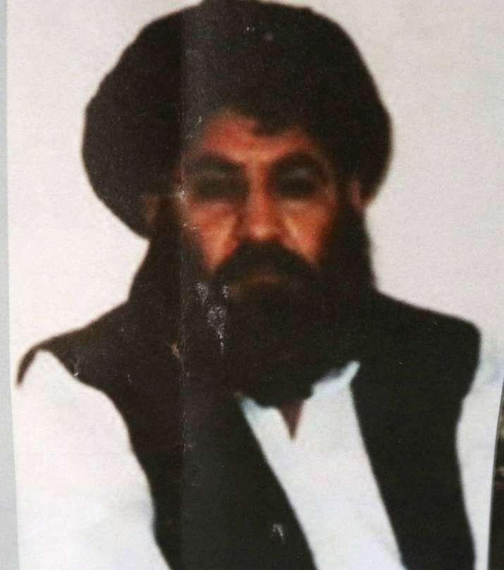 India Tv - Slain Taliban commander Mullah Mansour