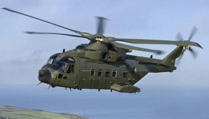 AgustaWestland Chopper