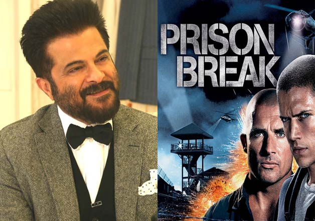 After 24 Anil Kapoor Acquires Rights For Another American Tv Show Prison Break Bollywood News India Tv
