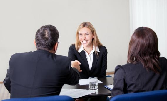 Job Interview Representative Image