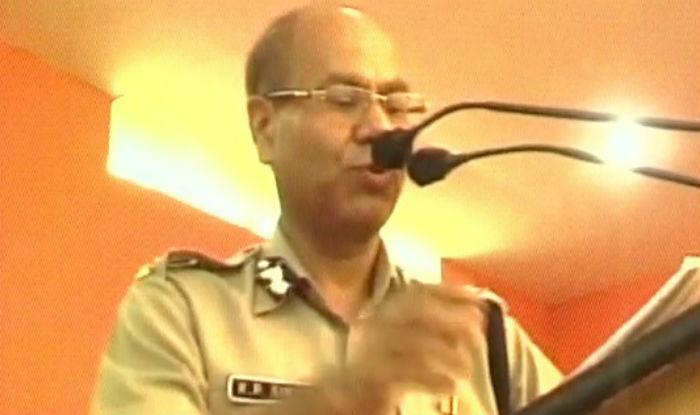 KP Singh, Haryana's new police chief