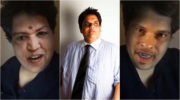 India Tv - Tanmaay - Sachin and Lata Mangeshkar