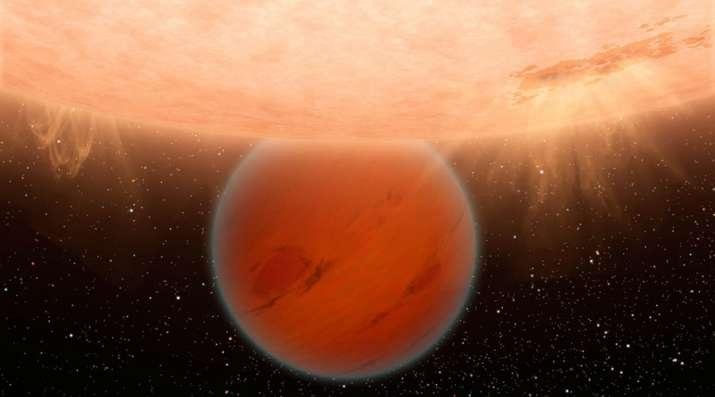 'hot Jupiter'
