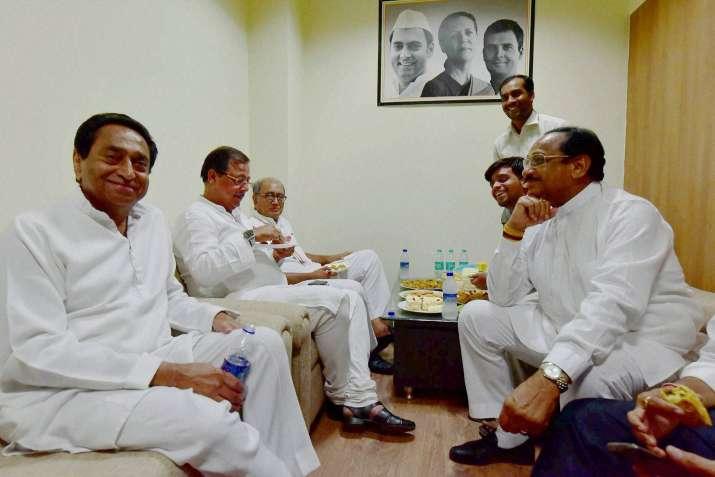 Cong insensitive to '84 riot victims, AAP slams Kamal Nath's