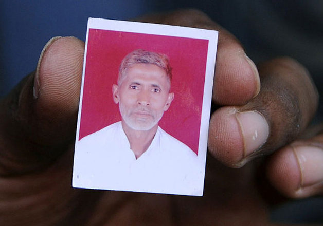Akhlaq was lynched inside his house at Bisada village in