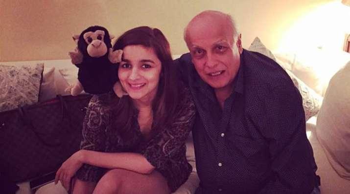 Alia and Mahesh Bhatt
